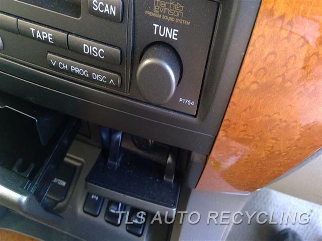 2006 Lexus Gx 470 Radio Audio / Amp   RECEIVER P1754 CHECK ID
