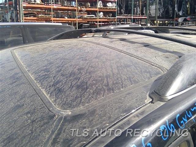 2006 Lexus Gx 470 Roof Assembly  BLK,SUN,SUNROOF