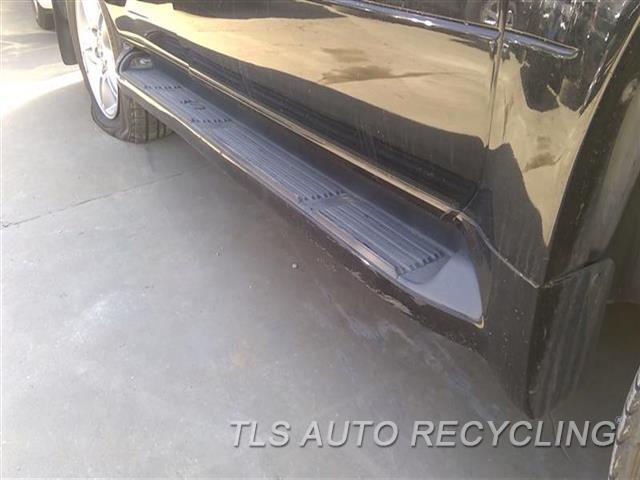 2006 Lexus Gx 470 Running Board  RH SIDE STEP BLK