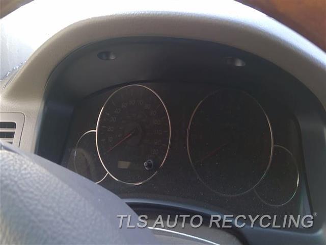 2006 Lexus Gx 470 Speedo Head/cluster  (CLUSTER), US MARKET