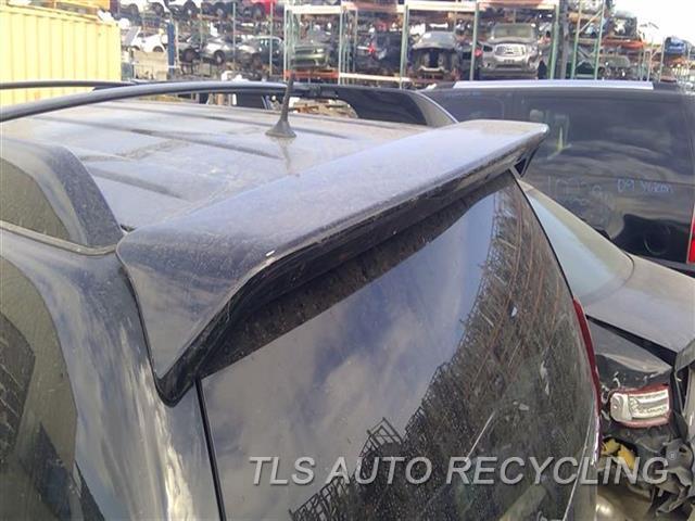 2006 Lexus Gx 470 Spoiler, Rear  BLK
