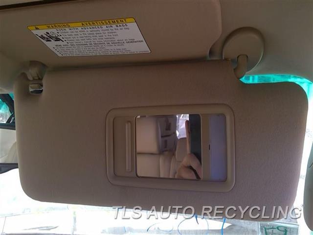 2006 Lexus Gx 470 Sun Visor/shade  RH,TAN