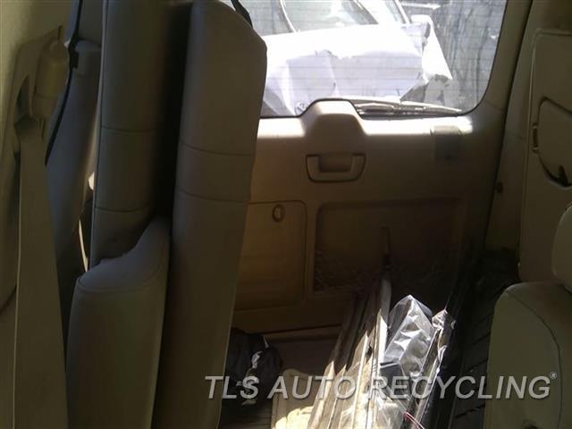 2006 Lexus Gx 470 Third Seat, Sw  Van  RH,TAN,LEA