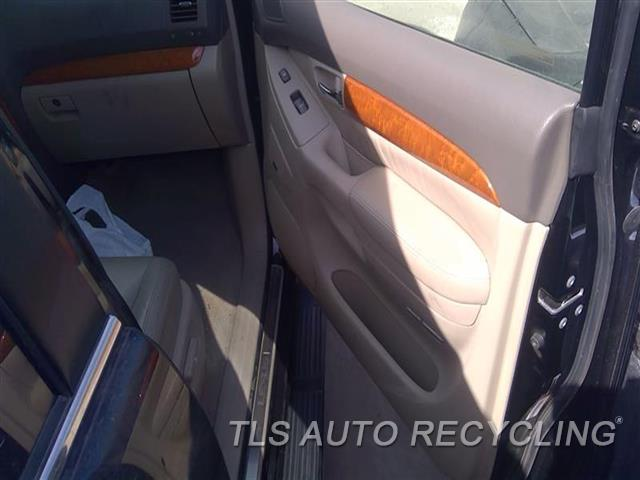2006 Lexus Gx 470 Trim Panel, Fr Dr  RH,TAN,LEA