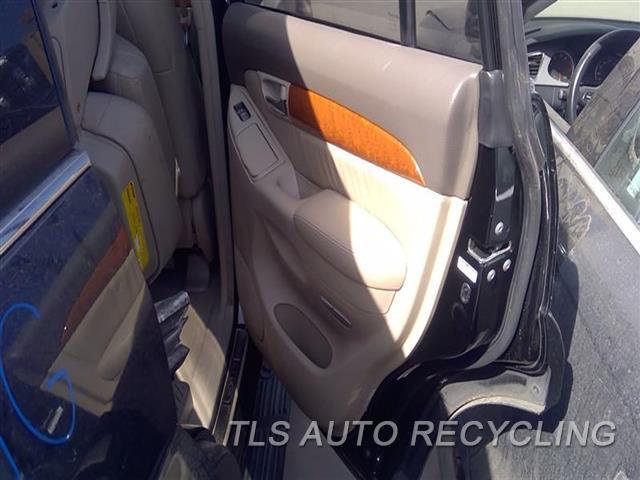 2006 Lexus Gx 470 Trim Panel, Rr Dr  RH,TAN,LEA