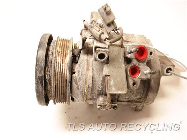 2008 Lexus Gx 470 Ac Compressor  AC COMPRESSOR