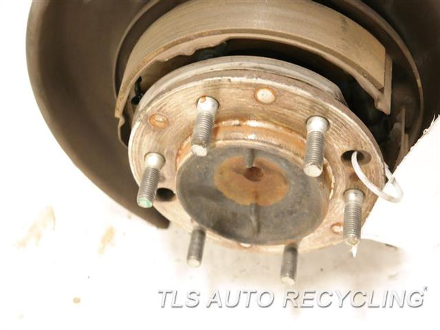 2008 Lexus Gx 470 Axle Shaft  RH. REAR AXLE SHAFT