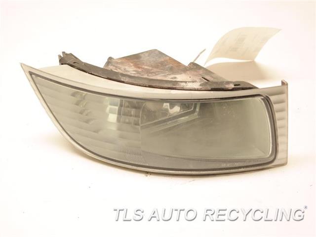 2008 Lexus Gx 470 Front Lamp NEED BUFF PASSENGER SIDE FOG LAMP