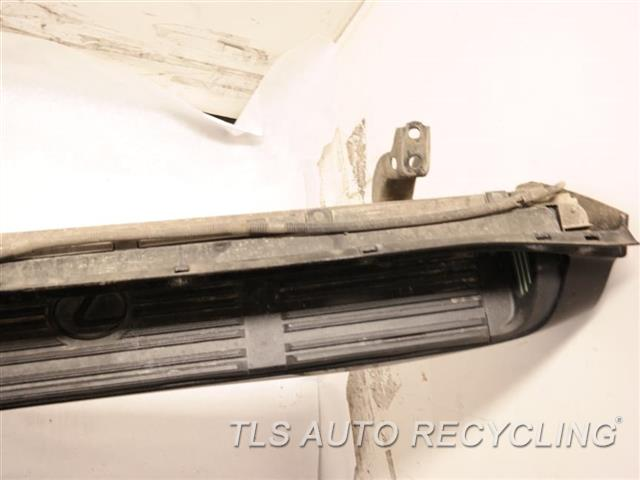 2008 Lexus Gx 470 Running Board MINOR DAMAGED ONE TAB BLACK PASSENGER RUNNING BOARD