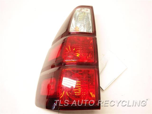 2008 Lexus Gx 470 Tail Lamp W/O SPORT PACKAGE LH, TAIL LAMP