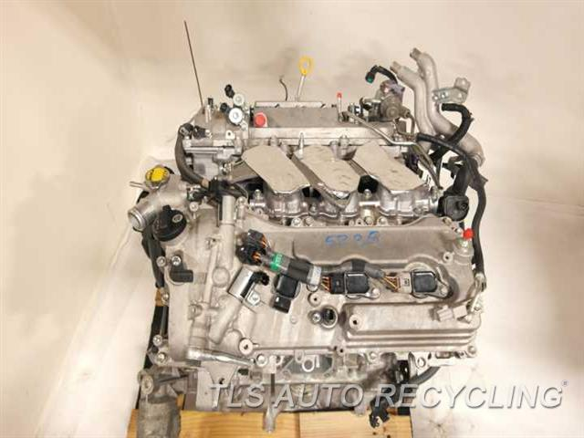 2006 lexus is 250 engine assembly engine assembly 1 year for Lexus is 250 motor