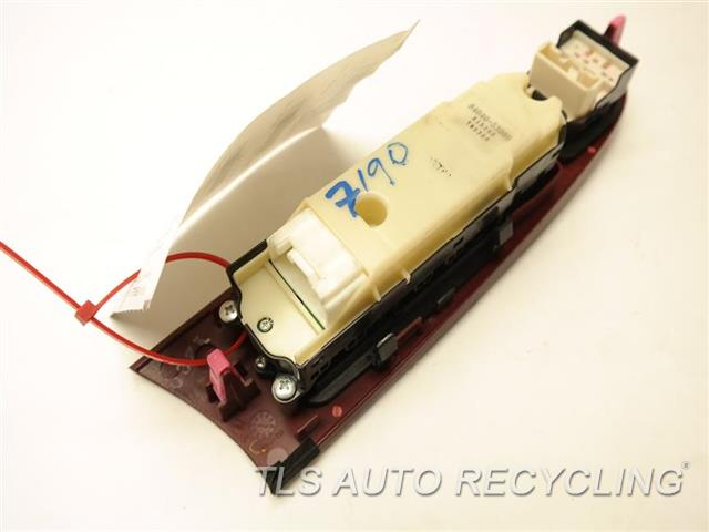 2007 lexus is 250 door elec switch 84040 53081 used for 2000 lexus rx300 master window switch