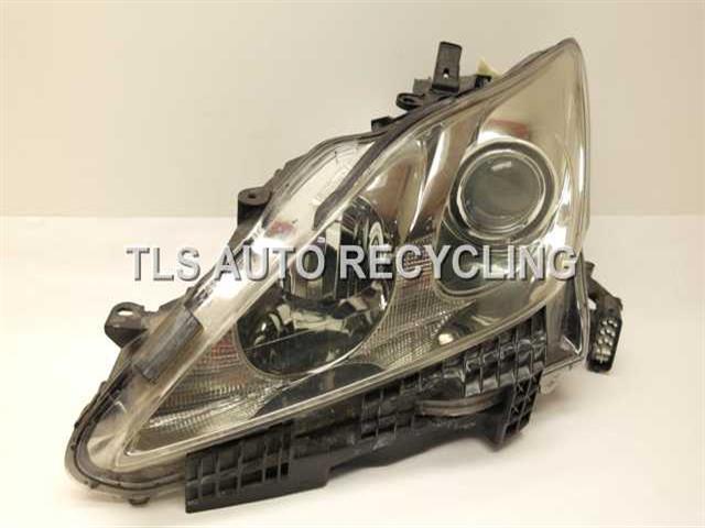 Lexus Headlamp Assembly : Lexus is headlamp assembly  driver