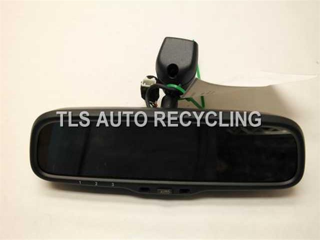 2007 Lexus Is 250 Rear View Mirror Interior 87810 53120