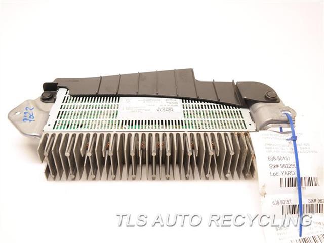 2007 Lexus Is 250 Radio Audio / Amp 86280-53110 AMPLIFIER, W/O PREMIUM AUDIO SYSTEM