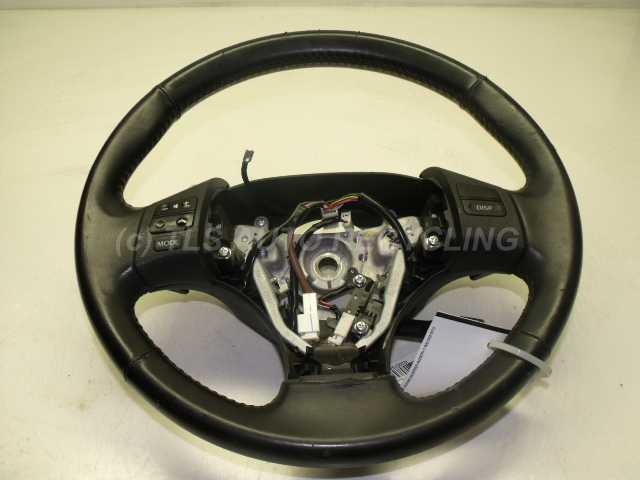 2007 lexus is 250 steering wheel paddle shift 45100. Black Bedroom Furniture Sets. Home Design Ideas