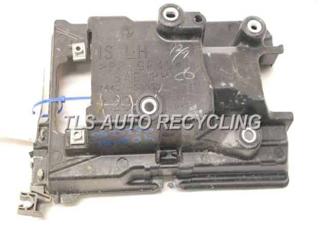 2008 lexus is 250 battery tray 74431 53050 used a grade. Black Bedroom Furniture Sets. Home Design Ideas