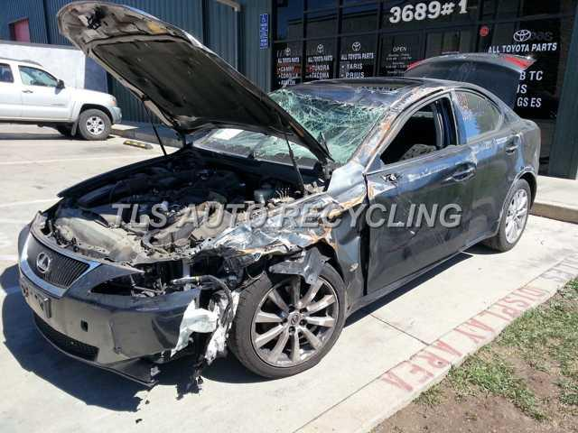parting out 2008 lexus is 250 stock 3086gr tls auto recycling rh tlsautorecycling com 2007 Lexus Is250 Red 2007 Lexus IS 250 Problems