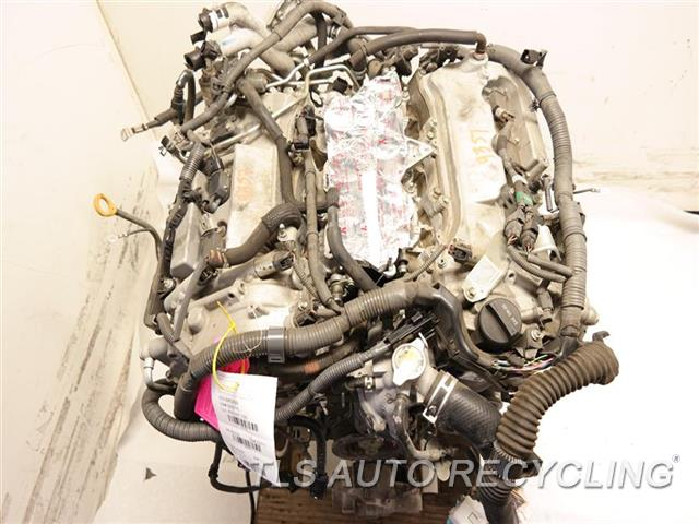 2011 Lexus Is 250 Engine Assembly  ENGINE ASSEMBLY 1 YEAR WARRANTY