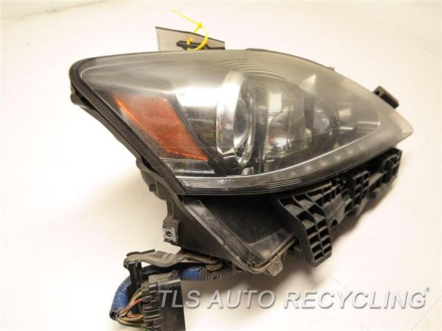 2011 Lexus Is 250 Headlamp Assembly TWO UPPER TABS GLUED, NEED BUFF RH,(HID), ADAPTIVE HEADLAMP NIQ