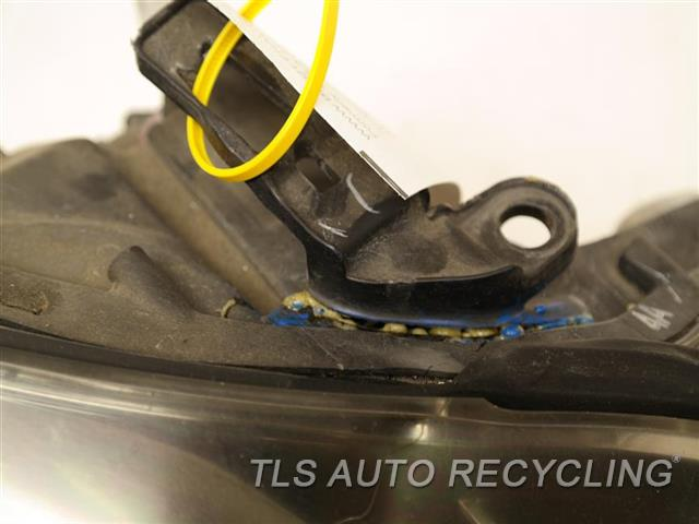 2011 Lexus Is 250 Headlamp Assembly TWO UPPER TABS GLUED, NEED BUFF RH,(HID), ADAPTIVE HEADLAMP NIQ