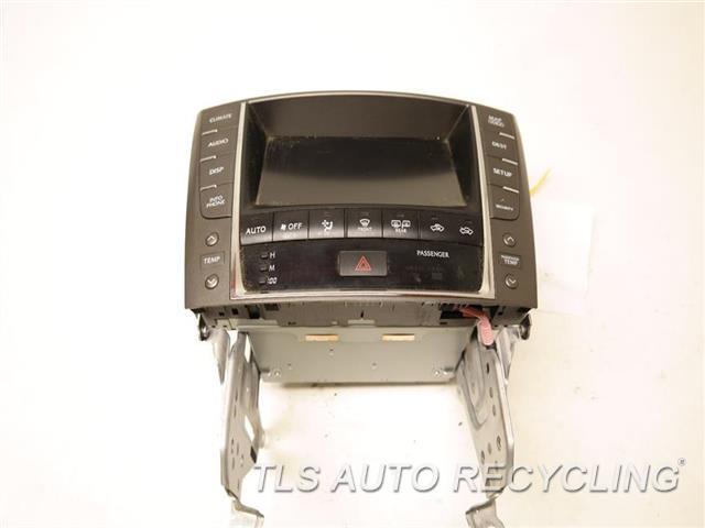 2011 Lexus Is 250 Navigation Gps Screen 86431-53331 NAVIGATION DISPLAY SCREEN