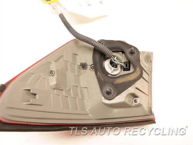 2011 Lexus Is 250 Tail Lamp  LH,SDN, QUARTER PANEL MOUNTED, L.