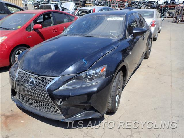 Used OEM Lexus IS 250 Parts - TLS Auto Recycling