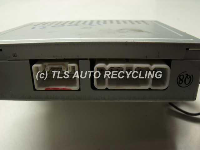 2002 Lexus Is 300 Radio Audio / Amp  86280-53050 RADIO AMPLIFIRE