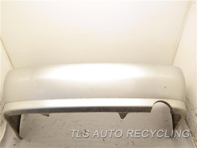 2003 Lexus Is 300 Bumper Cover Rear   SCRATCHES ON MIDDLE SECTION SLVR, REAR BUMPER
