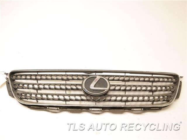 2003 Lexus Is 300 Grille  SLV,UPPER