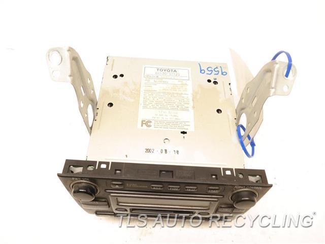2003 Lexus Is 300 Radio Audio / Amp 86120-53120 RECEIVER,PREMIUM AUDIO SYSTEM 16826