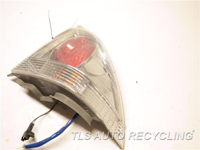 2003 Lexus Is 300 Tail Lamp  RH,SDN, QUARTER PANEL MOUNTED, R.