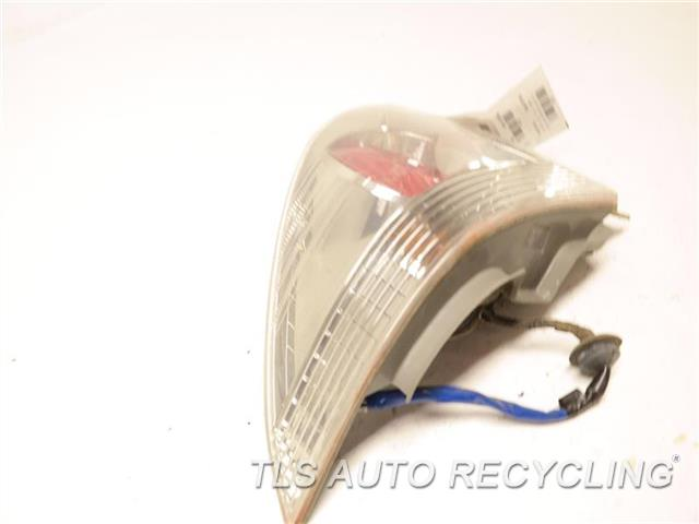 2003 Lexus Is 300 Tail Lamp chrome peeling LH,SDN, QUARTER PANEL MOUNTED, L.