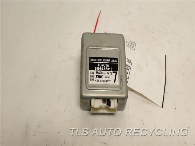 2004 Lexus Is 300 Chassis Cont Mod  8966053010 HEADLAMP LEVELING