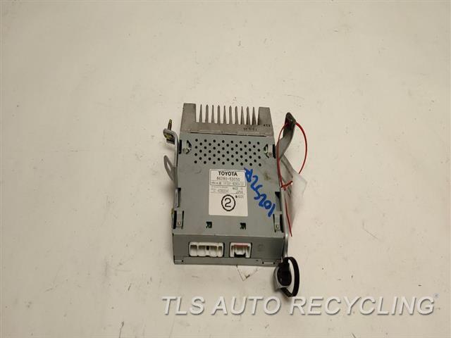 2004 Lexus Is 300 Radio Audio / Amp  8628053050 AMPLIFIER, SDN