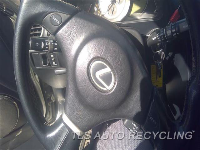 2005 Lexus Is 300 Air Bag  LH,DRIVER, WHEEL