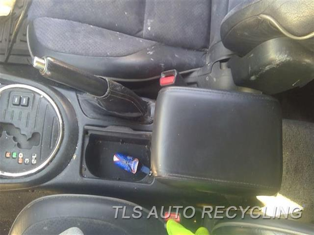 2005 Lexus Is 300 Console Front And Rear  BLK,(FLOOR), ARMREST, AT, W/O NAVIG