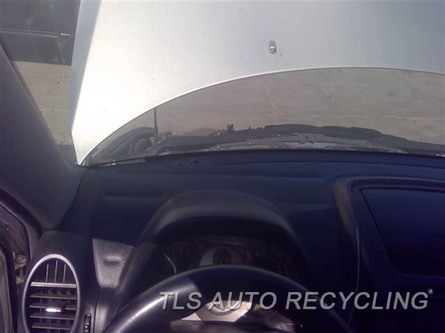 2005 Lexus Is 300 Dash Board  AC,BLK