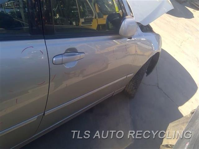 2005 Lexus Is 300 Door Assembly, Front  000,RH,SLV,SW