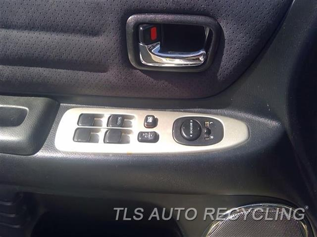 2005 Lexus Is 300 Door Elec Switch  LH,DRIVER``S, MASTER