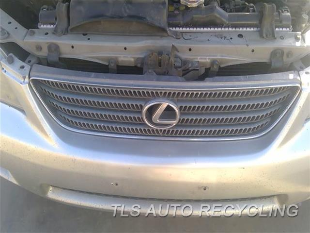 2005 Lexus Is 300 Grille  GRY,CHROME,UPPER