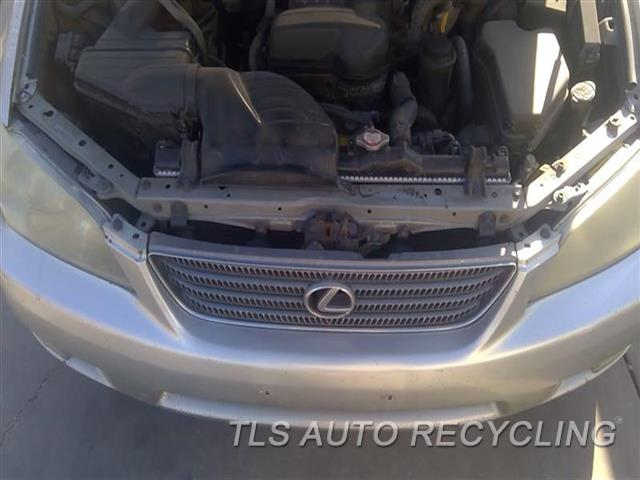 2005 Lexus Is 300 Radiator Core Supp  CORE SUPPORT W/LH AND RH APRONS