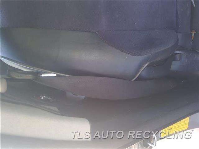 2005 Lexus Is 300 Seat Belt Front  BLK,(BUCKET), PASSENGER, RETRACTOR