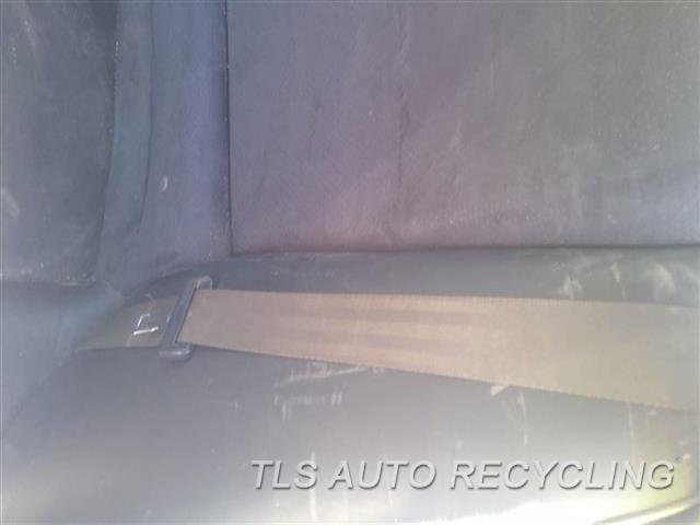2005 Lexus Is 300 Seat Belt Rear  LH,REAR OUTER SEATBELT