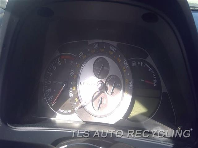 2005 Lexus Is 300 Speedo Head/cluster  (CLUSTER), MPH, AT