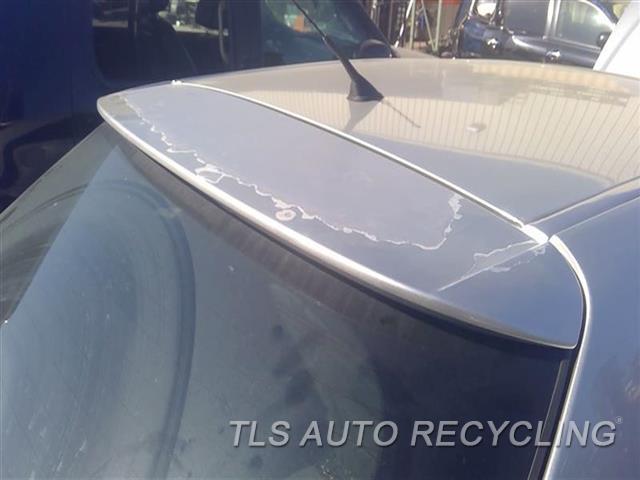 2005 Lexus Is 300 Spoiler, Rear PAINT PEELING SLV,SW