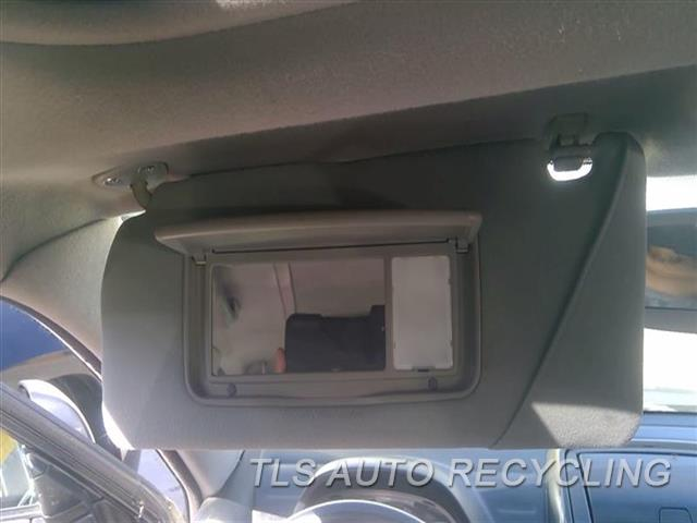 2005 Lexus Is 300 Sun Visor/shade  LH,GRY,(ILLUMINATED), L., GARAGE DO