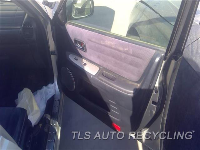 2005 Lexus Is 300 Trim Panel, Fr Dr  RH,BLK,LEA,SUEDE
