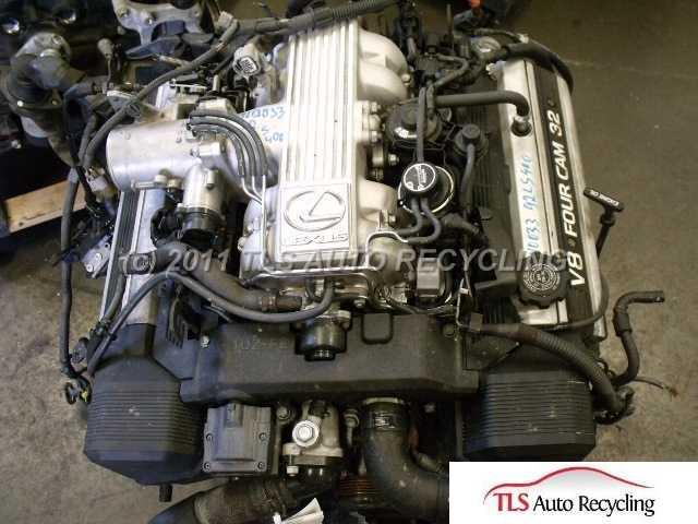 1992 lexus ls400 engine